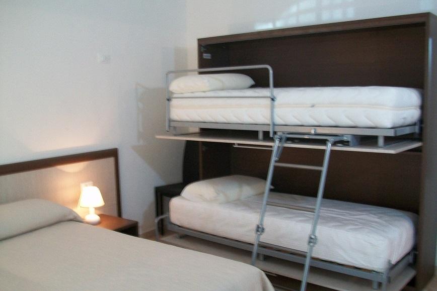 Vacanze in bed and breakfast il nespolo fiorito - Immagini letto a castello ...